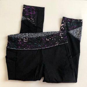 lululemon athletica Pants - Lululemon Run: Inspire Crop II (Mesh) 8